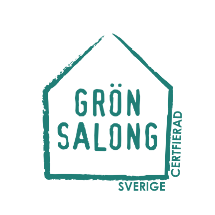 grön salong